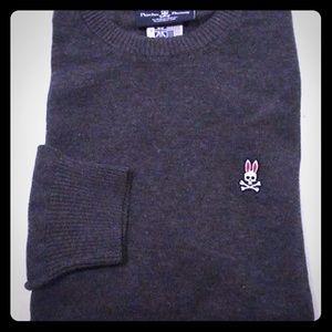 Psycho Bunny crewneck sweater -NWT